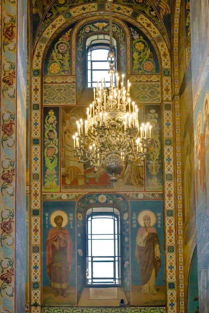 Saint Petersburg, Church of the Savior on Blood.